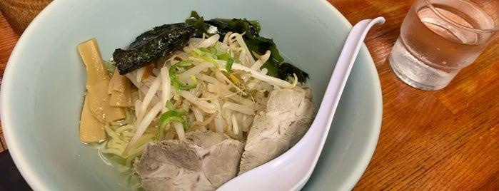 Ryuken is one of 500円以内で食べられるラーメン.