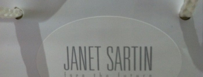 Janet Sartin is one of Locais curtidos por Annie.