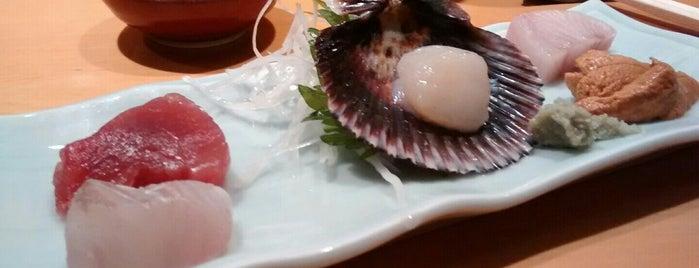 Kappa Japanese Restaurant is one of สถานที่ที่ andra ถูกใจ.