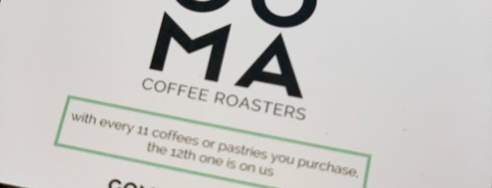 Coma Coffee is one of St. Louis.