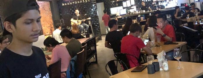 Menu-Script Restaurant & Bar is one of Petaling Jaya.