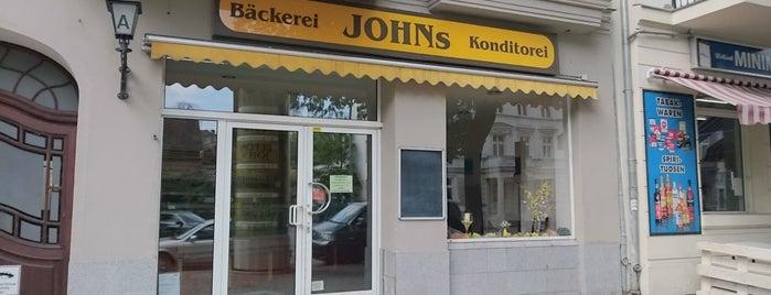 Johns Bäckerei & Konditorei is one of Splitterbrötchen.