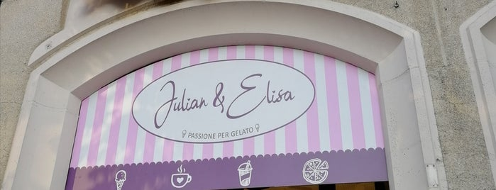 Julian & Elisa is one of Berlin.