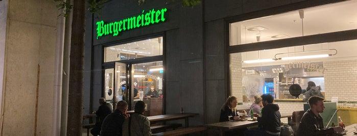 Burgermeister Potsdamer Platz is one of Lugares favoritos de Joud.
