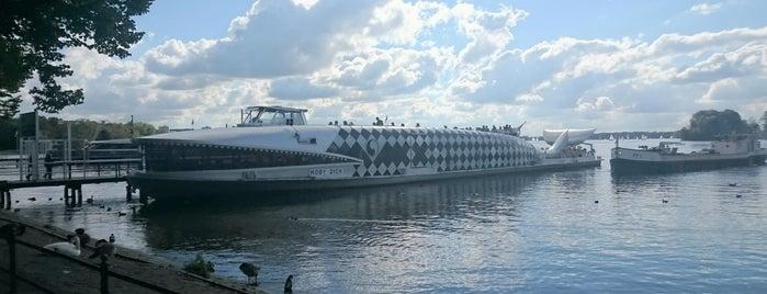 Moby Dick Berlin is one of 1 | 111 Orte in Berlin die man gesehen haben muss.