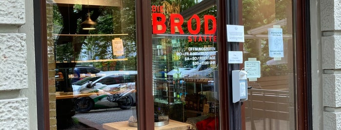 Die Brodstätte is one of Berlin.