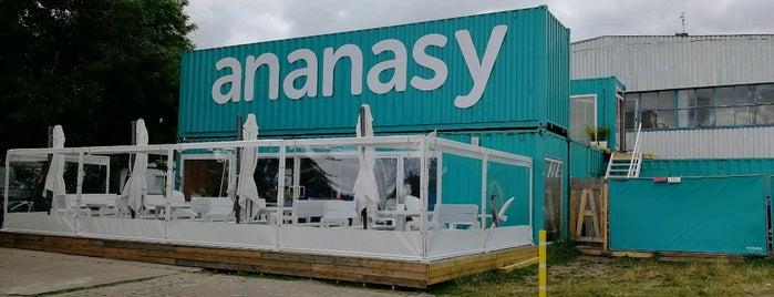 Ananasy is one of Orte, die Kamila gefallen.