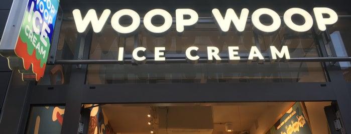 Woop Woop Ice Cream is one of Berlin best places to eat.