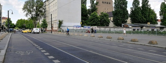 Stahlheimer Brücke is one of Berlin unsorted.