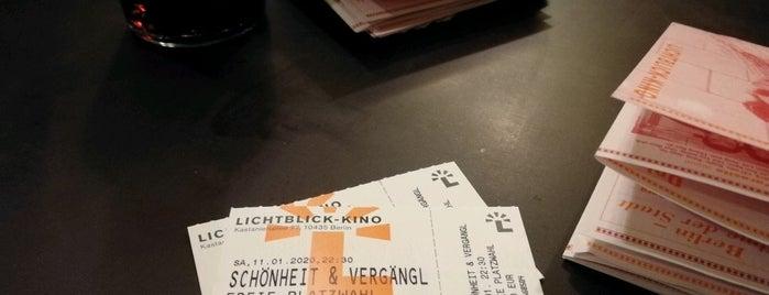 Lichtblick Kino is one of Berlin.