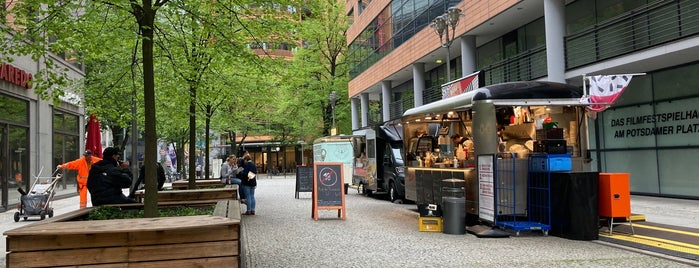 The Trucks - Street Food am Potsdamer Platz is one of Berlin unsorted.