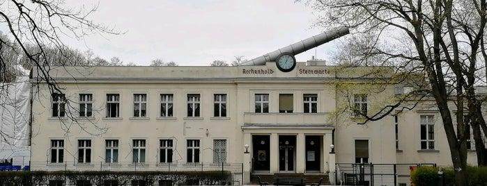 Archenhold Sternwarte is one of Berlin 2018.