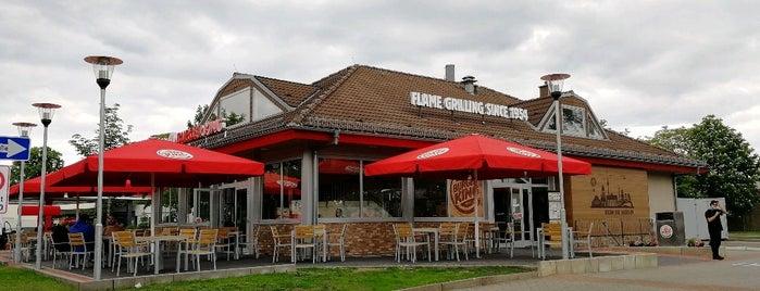 Burger King is one of Gespeicherte Orte von N..