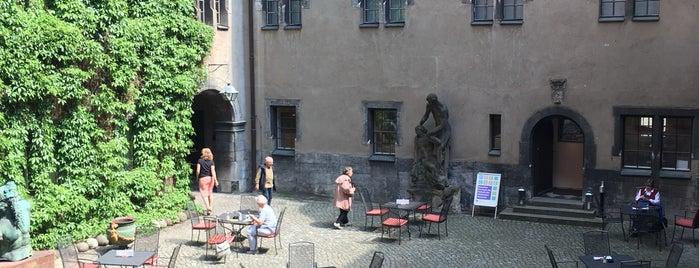 Café im Märkischen Museum is one of MM.