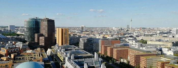 Rooftop Atrium Tower is one of Berlin unsorted.