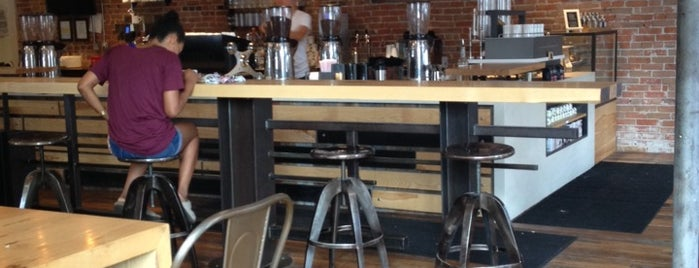 Thump Coffee is one of Denver.
