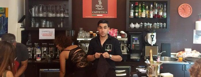 Caffeteca® is one of Tempat yang Disukai Marko.