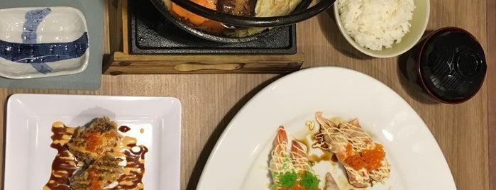 Gojuu Sushi is one of Bangkok.
