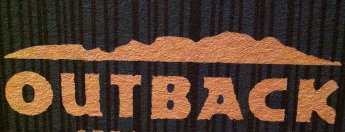 Outback Steakhouse is one of Best Restaurants to be.