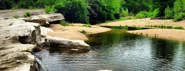 McKinney Falls State Park is one of Austin.