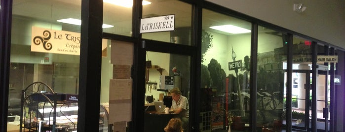 Le Triskell Creperie is one of LevelUp Merchants.