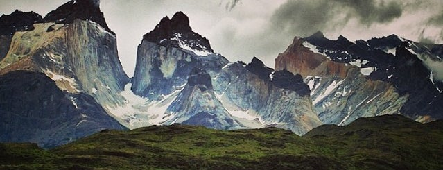 Parque Nacional Torres del Paine is one of Orte, die Antonio Carlos gefallen.