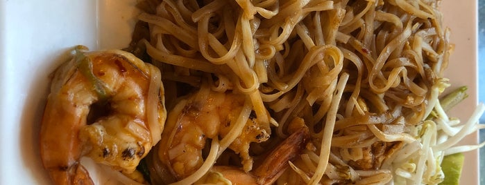 Rice & Noodle is one of Locais curtidos por Heloisa.