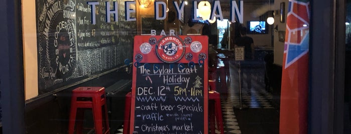The Dylan Bar is one of Daniel's Saved Places.
