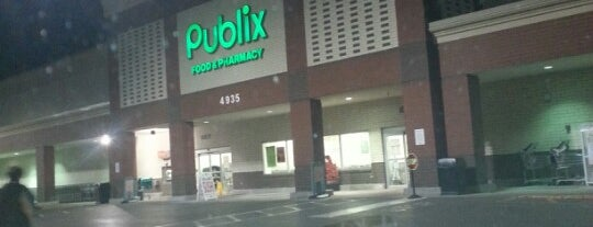 Publix is one of JKOさんのお気に入りスポット.