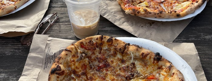 Outrigger Pizza Company is one of Hawaii.