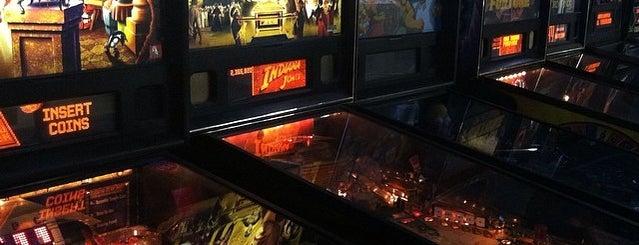 Casino Arcade is one of Pinball Destinations.