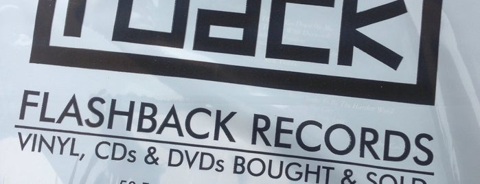 Flashback Records is one of londyncok.