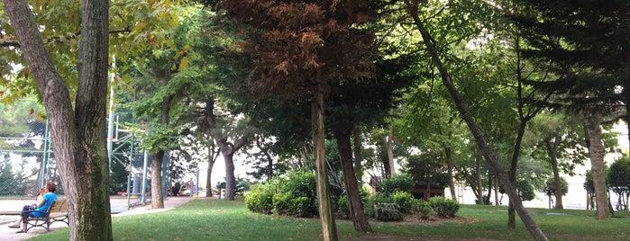 Atatürk Parkı is one of Posti che sono piaciuti a Murat.