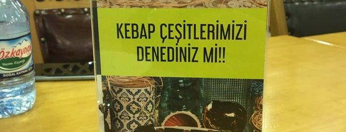 Hasırlı Konya Mutfağı is one of ⚜️AraM⚜️さんのお気に入りスポット.