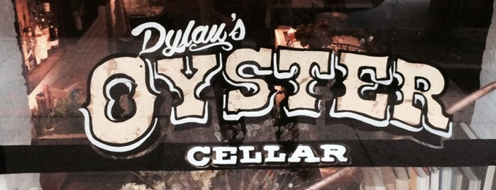 Dylan's Oyster Cellar is one of Tempat yang Disukai Chris.