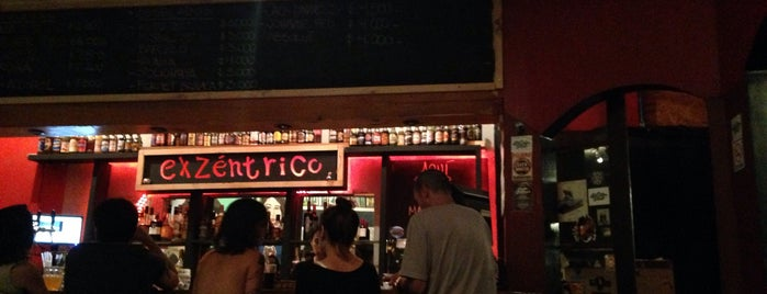 Exzentrico Pub is one of All-time favorites in Chile.