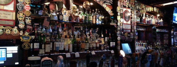 Connolly's Pub & Restaurant is one of by necessity, not necessarily by choice (1 of 2).