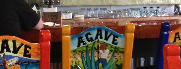 Agave Fresh Mex is one of Locais curtidos por Susan.