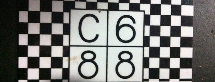 Club688 is one of Noites em Porto Alegre.