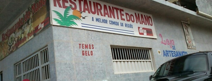 Restaurante Do Mano is one of Should go.