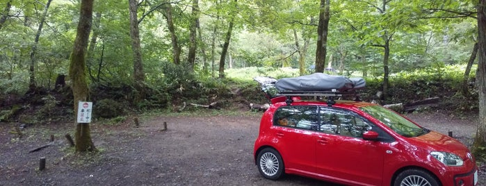 Hirayu Camping Ground is one of アウトドア&景観スポット.