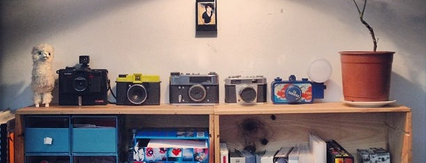 Lomography Gallery Store Taipei is one of Indie/Alternative Taipei.