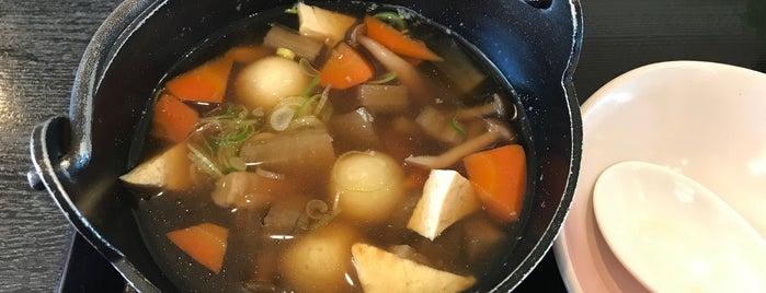 地場食材レストラン 山海里 is one of Locais curtidos por 高井.