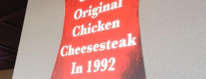 Bruchi's CheeseSteaks & Subs is one of Joey D's 50 Favorite Spokane Spots.
