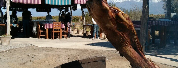 Francis Mallmann Siete Fuegos Asado at The Vines of Mendoza is one of Mendoza - Tunuyan.