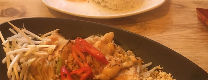 Hot Wok Kitchen is one of London.