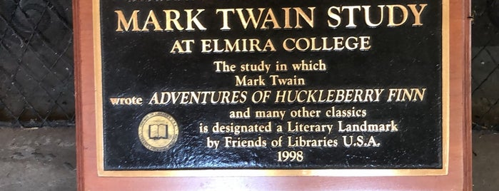 Mark Twain Study is one of Best places to go in Mark Twain Country!.