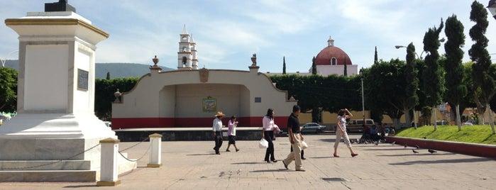 Zocalo Mixquiahuala, Hgo. is one of Lugares favoritos de Karina.