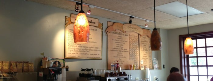 Benna's Cafe is one of Philly coffee places.