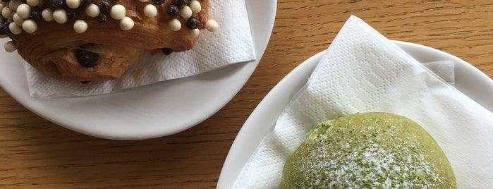 Raisin' Bakery & Cafe is one of Drew 님이 좋아한 장소.